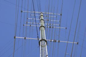 N5CQ rotating tower
